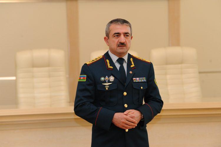 """DSX rəisi Elçin Quliyev: """"Mövqelərimiz 1500-1700 metr irəli çıxarılıb"""""""
