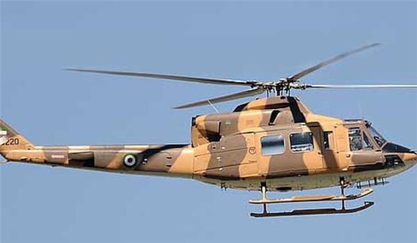 İran hərbi helikopter parkını təkmilləşdirir