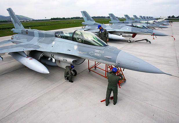 Çili F-16 döyüş təyyarələrini modernləşdirəcək