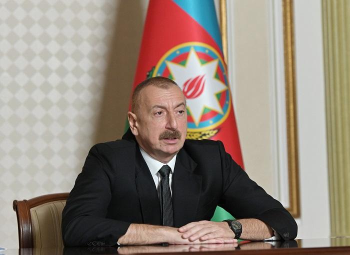 Prezident İlham Əliyev: Qarabağ Azərbaycanındır!