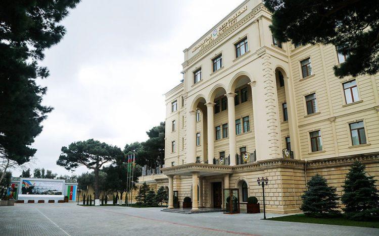 Ermənistan Ordusunun zabiti əsir götürülüb