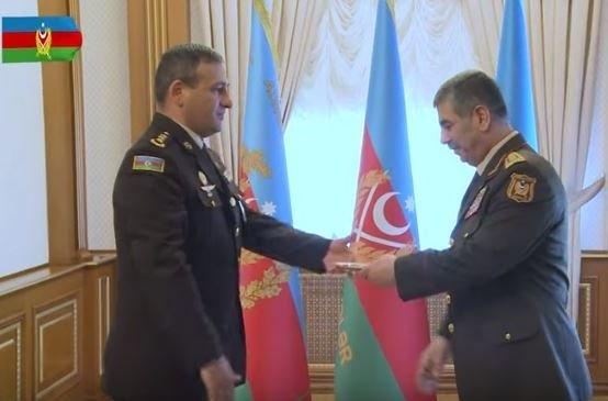 General-mayor Polad Həşimov şəhid olub