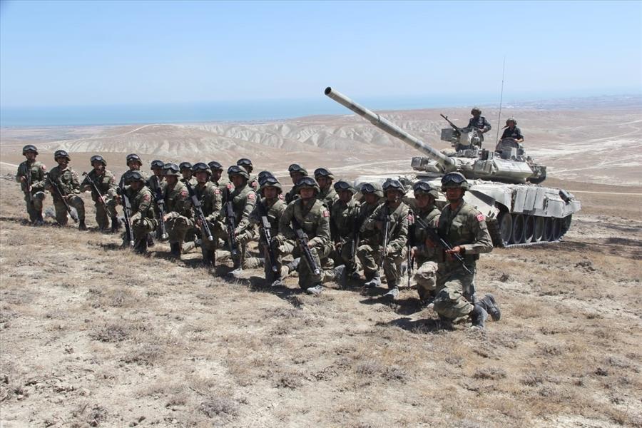 Azərbaycan-Türkiyə birgə hərbi təlimləri davam edir – FOTOSESSİYA ...
