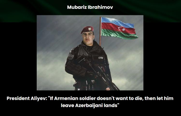 """Tanınmış erməni saytı çökdürüldü – """"Ilham Aliyev: Karabakh is Azerbaijan!"""" qeydləri yerləşdirildi"""