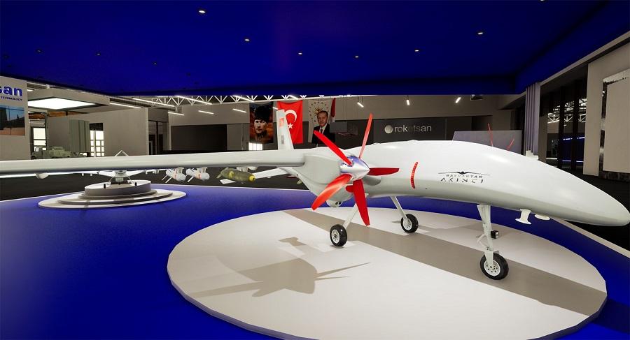 Dünyanın ilk virtual müdafiə sənayesi sərgisi – SAHA EXPO
