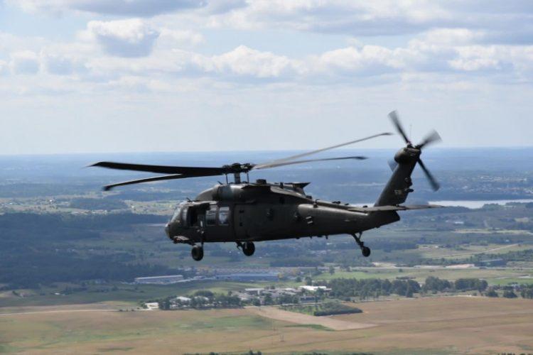 """Litva ABŞ-dan """"Black Hawk"""" helikopterləri alır"""
