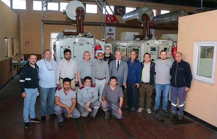 İŞBİR şirkəti MİLGEM korvetinin dizel generator dəstlərinin sınaqlarını keçirib