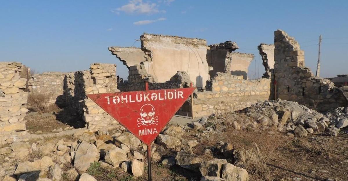 Ötən il mina/PHS hadisəsi nəticədə 8 nəfər yaralanıb, 6 nəfər ölüb
