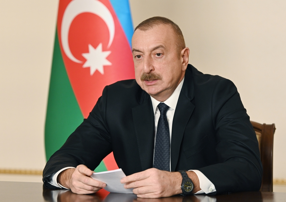 Azərbaycan Prezidenti: Ermənistan dövlətinin ərazisinə girmək barədə bizim heç bir planımız olmayıb