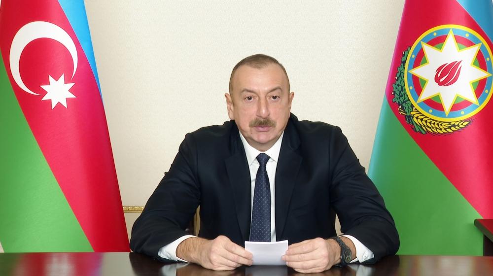 Prezident: Ağdam rayonunda Rusiya-Türkiyə Monitorinq Mərkəzinin yaradılması üzrə iş gedir