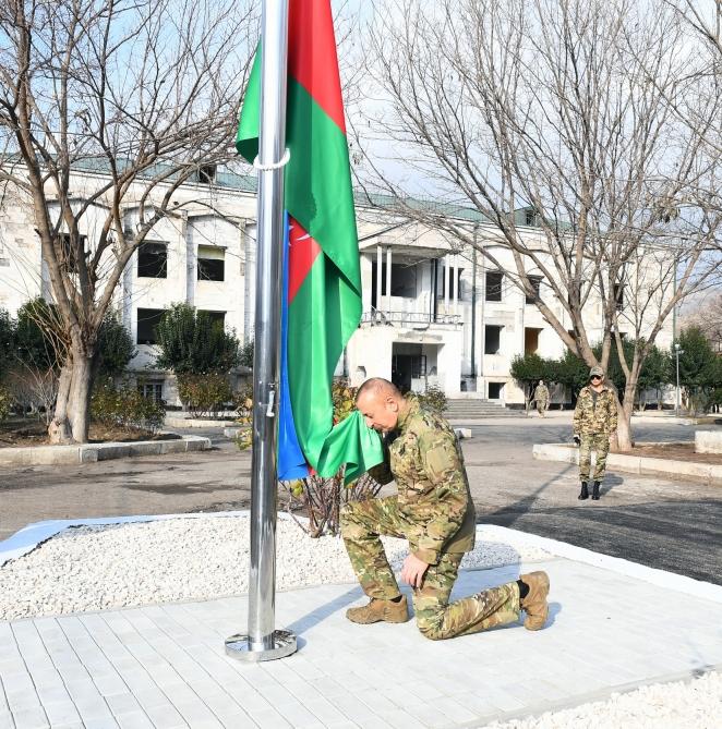 Prezident: Bu gün Azərbaycan güclü ölkədir və tarixdə heç vaxt indiki qədər güclü olmayıb