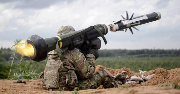 """Gürcüstan 2021-ci ildə """"Javelin"""" raket kompleksləri alacaq"""