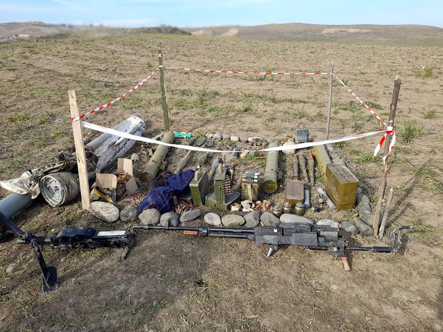 MN: Azad edilmiş ərazilərimizdə dislokasiya olunan bölmələrimizin mühəndis təminatı üzrə tədbirlər görülür – VİDEO