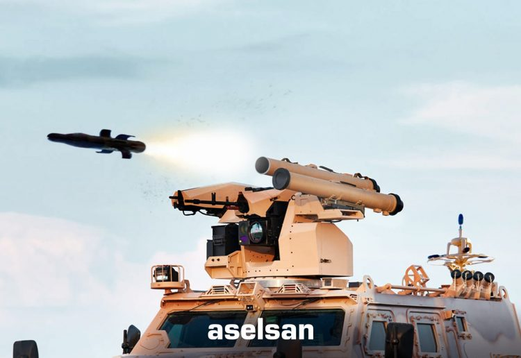 """ASELSAN-ın """"Serdar"""" TƏİR sistemi – FOTO"""